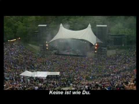 Cubra la imagen de la canción Keine Ist Wie Du por Boehse Onkelz