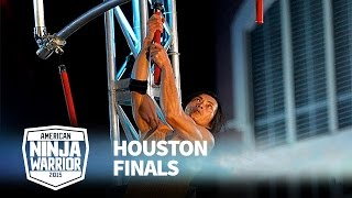 Sam Sann at 2015 Houston Finals | American Ninja Warrior