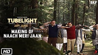 download lagu Tubelight  Making Of Naach Meri Jaan  Salman gratis