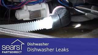 Dishwasher Leaks