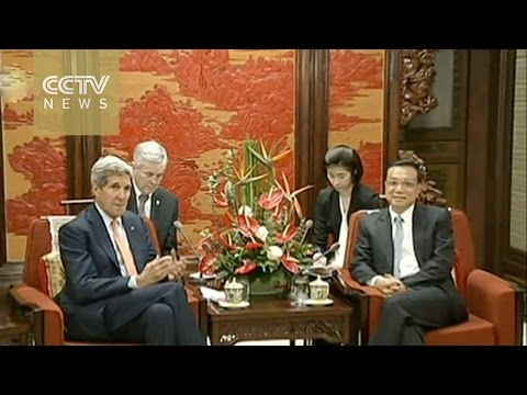 China, US look to boost ties after talks in Beijing