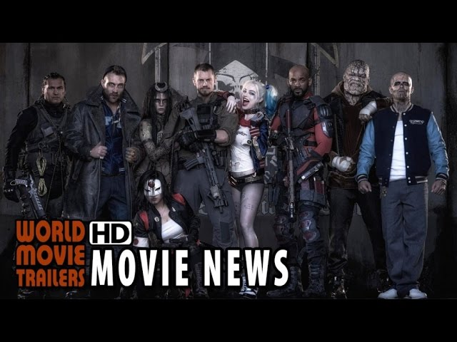 Movie News: Suicide Squad - Location Confirmed (2015)