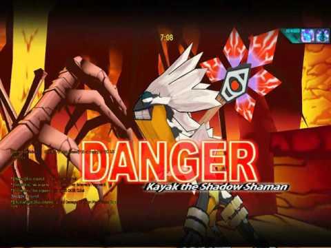 Elsword NA Renewed Blade Master Henir Challenge Solo test play