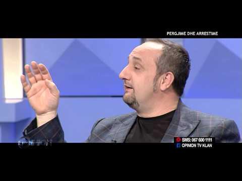 Opinion - Pergjime dhe arrestime! (11 janar 2016)