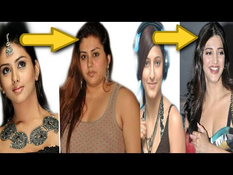 25 Tollywood Actresses Shocking Transformation | 2018 Then & Now | Telugu Heroines