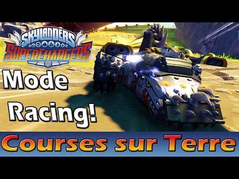 Skylanders Superchargers Racing - Sur Terre