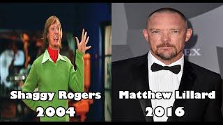 Scooby Doo 2: Monstros à Solta - Antes e Depois (2004-2016)