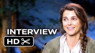 Dawn of the Planet Of The Apes Interview - Keri Russell (2014) - Sci-Fi Action Movie HD