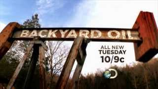 Backyard Oil | New Episode Tuesday 10/9c