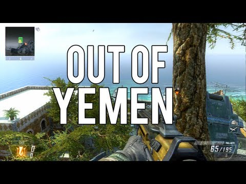 Black Ops 2 Multiplayer Glitches: Out of Yemen