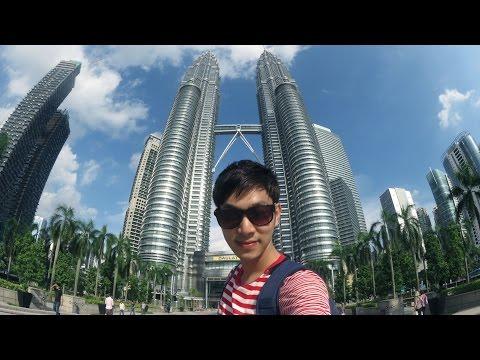 [HD] ตามไนท์เที่ยว กัวลาลัมเปอร์ : Kuala Lumpur, Malaysia | FIRST TIME