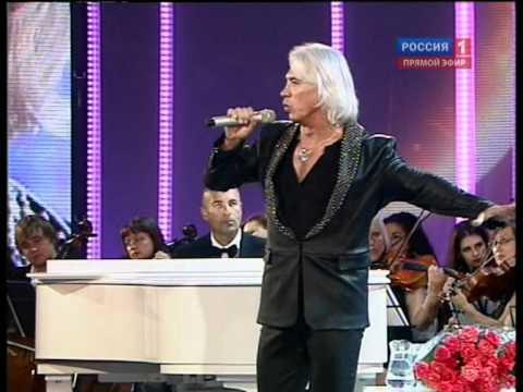 Дмитрий Хворостовский и Lara Fabian (Новая Волна 2011)