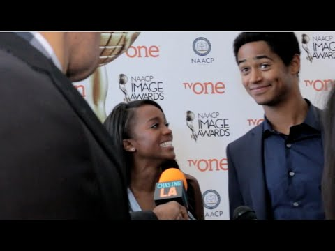 46th NAACP Image Awards Nominations | Aja Naomi King, Tessa Thompson, Alfred Enoch