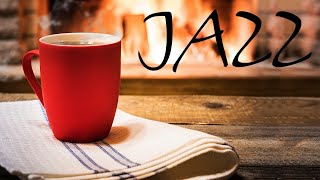 Warm Fireplace JAZZ - Fireplace & Smooth JAZZ  Music For Stress Relief - Chill Out Music