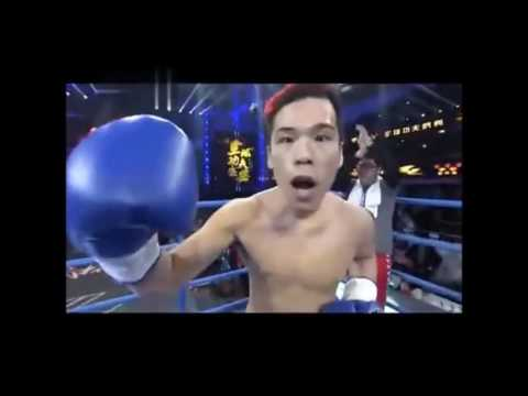The Most Brutal Yi Long Fight  Yi Long vs Yuichiro Nagashimavideo 1