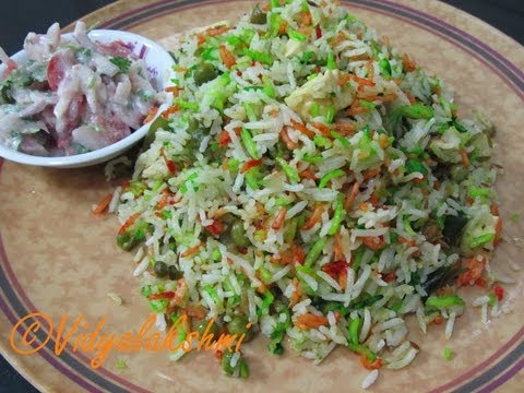 Tiranga Pulao Tricolor Rice  (Indian Flag Inspired)