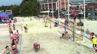 Giorno #7 - EURO 2013 Beach Handball: Italia - Spagna 2-1