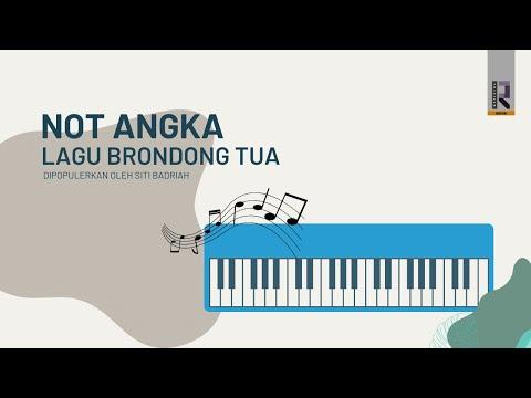 Not Pianika - Lagu Brondong Tua Siti Badriah