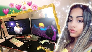 My Updated PC GAMING Setup Tour!!!