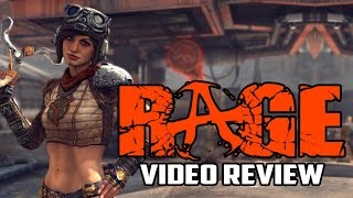 Rage PC Game Review
