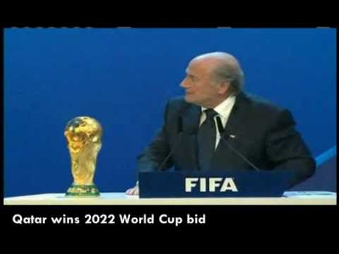 Qatar wins 2022 world Cup bid