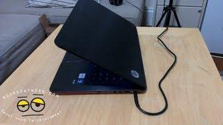 HP Sleekbook 6z (A6 Trinity APU) Unboxing & Hardware Tour