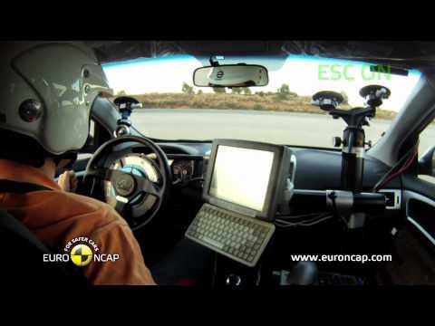 Euro NCAP | Hyundai i30 | 2012 | Электронный контроль устойчивости