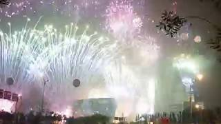 2008 Beijing Olympic Games - 08 AUG - Opening Ceremony Fireworks