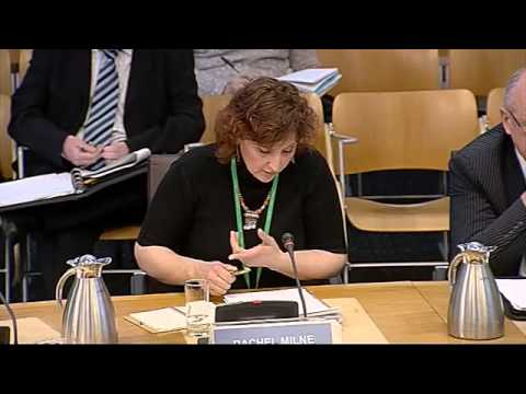 Infrastructure and Capital Investment Committee - Scottish Parliament: 15 May 2013