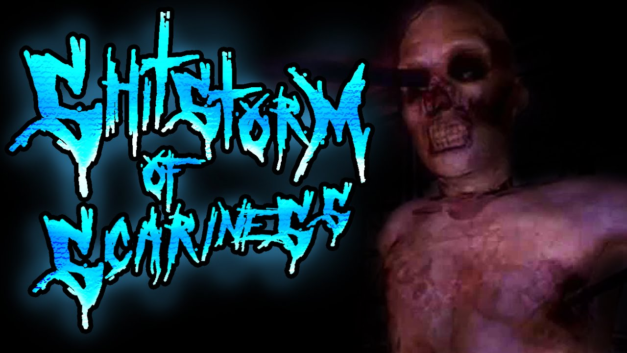 Doorways: Holy Mountains of Flesh - Shitstorm 4: Matt & Pat's Scariness Marathon