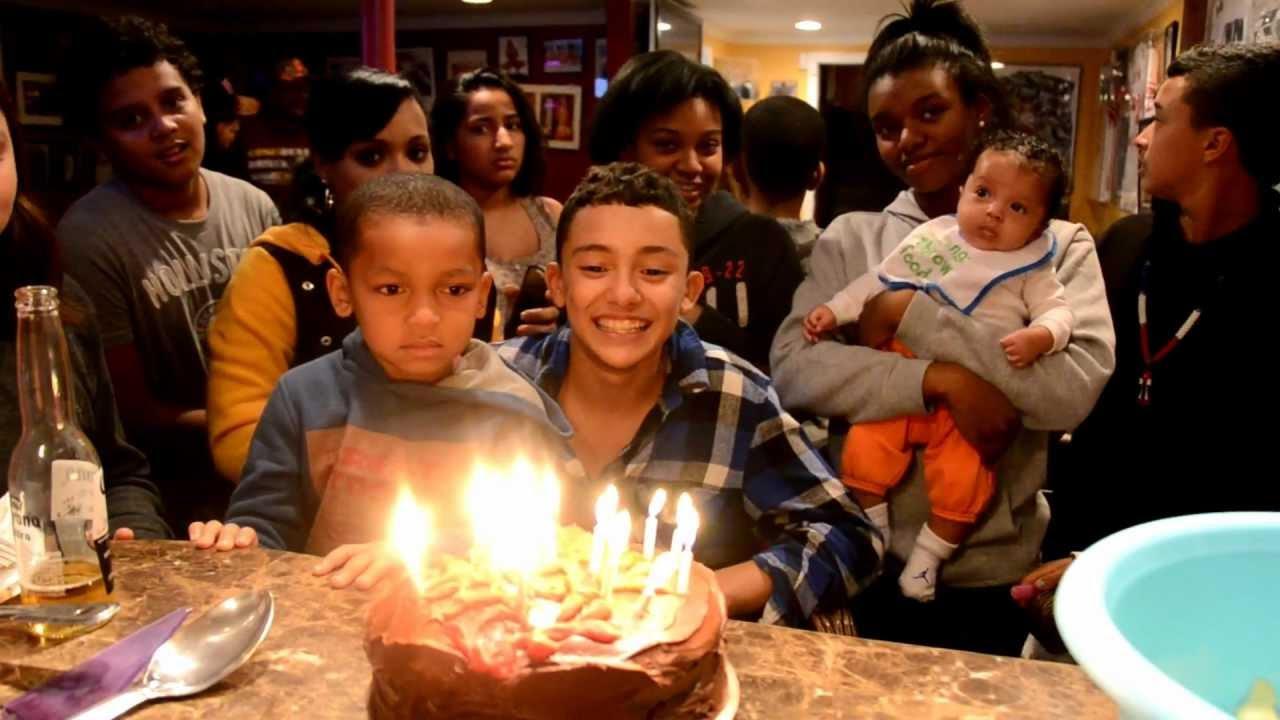Happy 14th Birthday To My Son Christopher Anthony Natal ...