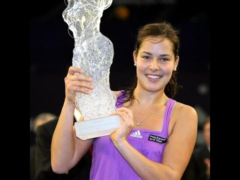 Ana Ivanovic vs Daniela Hantuchova Luxemburg 2007 Final Highlights