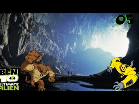 Lets Play Ben 10 Ultimate Alien Cosmic Destruction (DS) Part 5:Vulk(lei)nos
