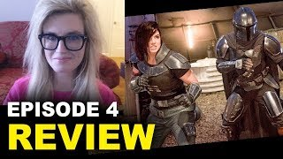 The Mandalorian Episode 4 REVIEW & REACTION