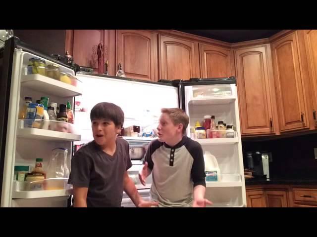 Love is An Open Door Parody (food version)