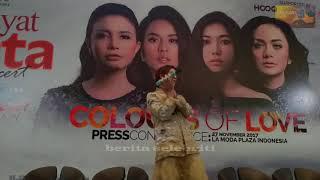 BERITA TERBARU : Raisa - Teduhnya Wanita OST  Ayat Ayat Cinta 2