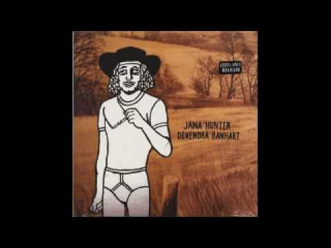 Devendra Banhart & Jana Hunter - At The Hop