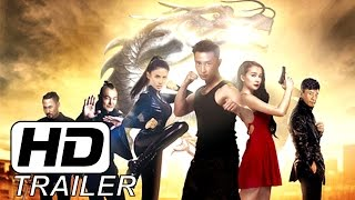 Jackie Chan Presents: Amnesia (2017) Official Trailer (HD)