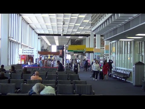 An HD Tour of JFK International Airport, Part 2: Terminal 2