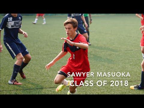 Sawyer Masuoka, Class of 2018 - College Soccer Recruitment