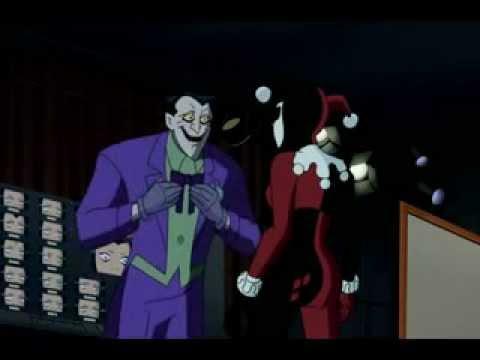 Харли квинн и бэтмен любовь