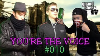 Let's Play Together: GTA IV Episodes from Liberty City MP - You're the Voice #010 [Deutsch]