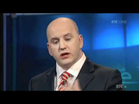 Seán Gallagher's lies exposed on RTE's Frontline