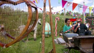 Jesse Rose - Interview at Tomorrowland 2012
