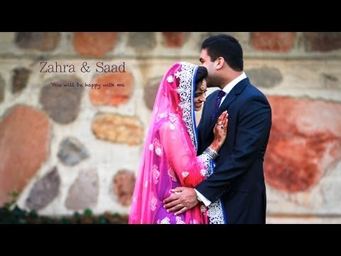 Pakistani Wedding Video, Canberra, Australia, 2012 I Muslim wedding video
