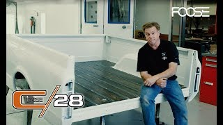 "Foose Design - 1967 Chevy ""C/28"" Project - Part 2/8 (Truck Bed Customization)"