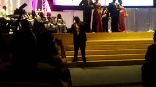 Comedian Steve Brown Sings At A Wedding (She