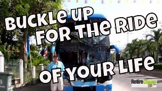 Thailand - Buckle Up for the Ride of Your Life!