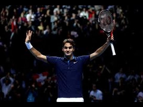 Roger Federer 2013 - Indoor Masterclass (HD)