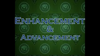 Enhancement & Advancement - EVAL Writing (A How To)
